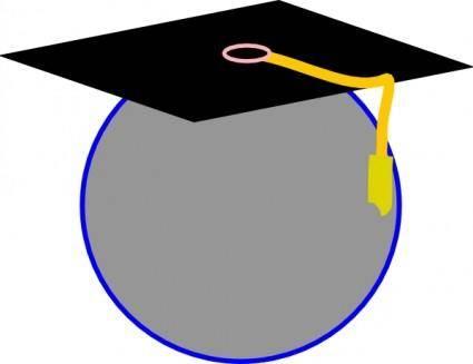 Graduate Icon clip art