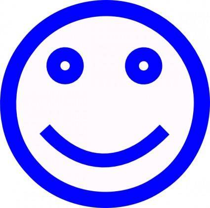 Jorje Villafan Smiley Face clip art