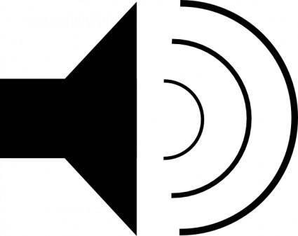 free vector Speaker Icon clip art