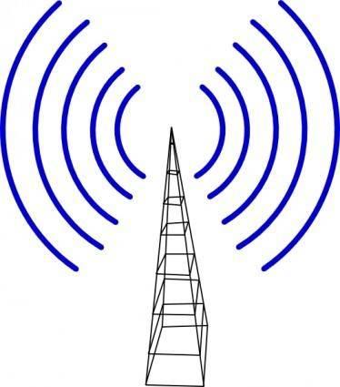 Television Antenna clip art