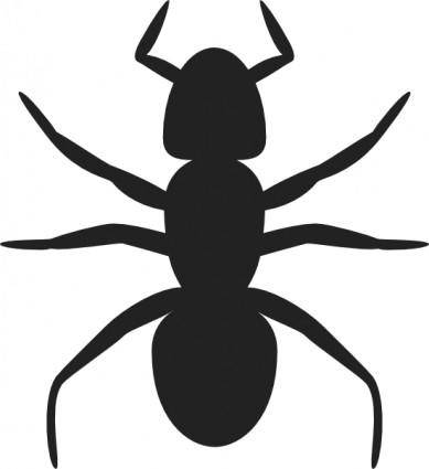 free vector Ant clip art