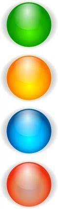 free vector Bulet&icon clip art