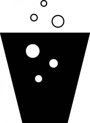 Softdrink Icon clip art