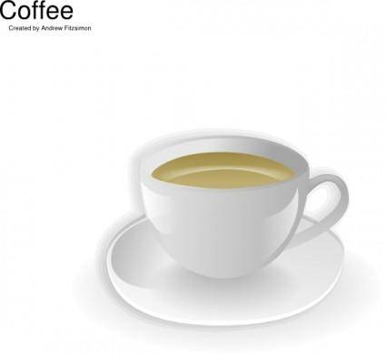 free vector Cup Of Coffee clip art