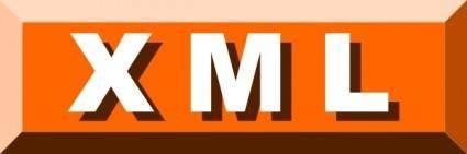 Xml_button clip art