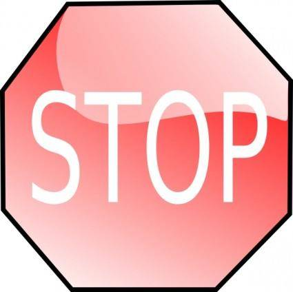 Stopsign clip art