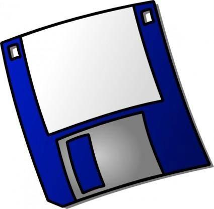 Floppy clip art