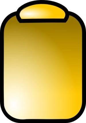Notepad Icon clip art