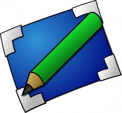 Desktop clip art