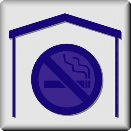 Hotel Icon Non Smoking Room clip art