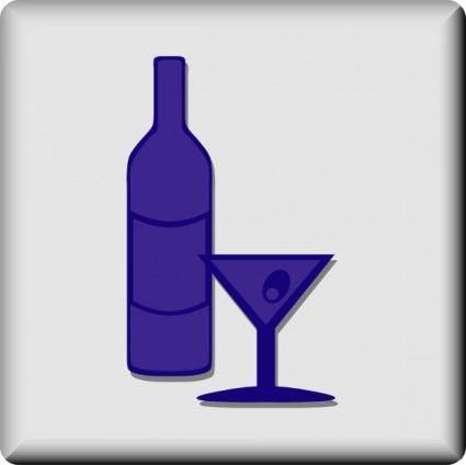 free vector Hotel Icon Bar Or Lounge clip art