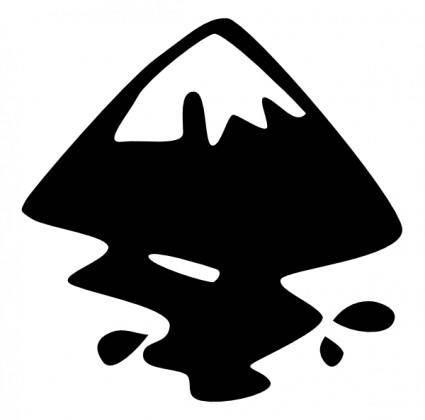 Inkscape Icon clip art