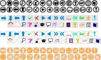 Webicons clip art