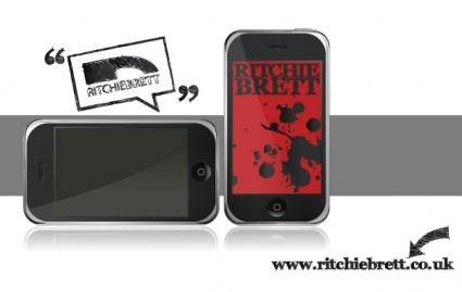 free vector IPhone 3Gs