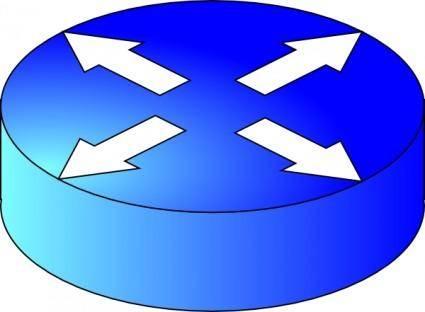 Router clip art