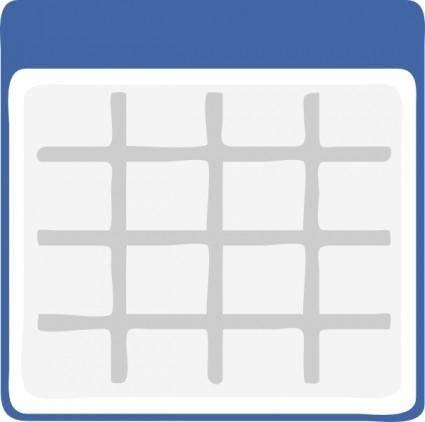 Net Grid Icon clip art