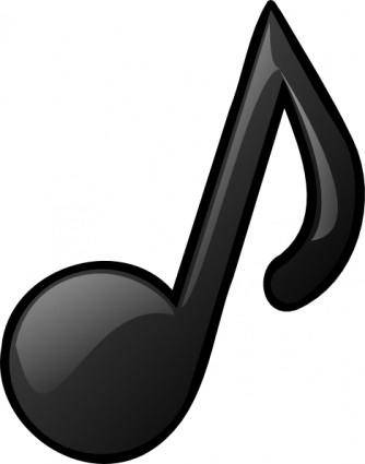 free vector Musical Note clip art