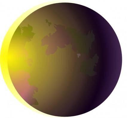 Eclipse clip art