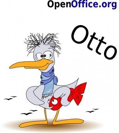 free vector Otto clip art