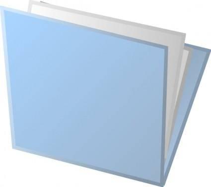 free vector Folder Open clip art