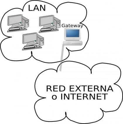 free vector Gateway clip art