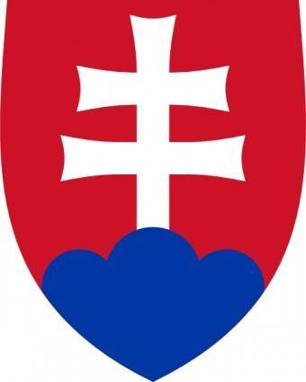 Coat Of Arms Of Slovakia clip art