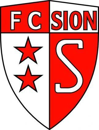 free vector Fc Sion clip art
