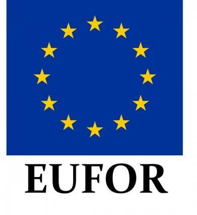Eufor Coat Of Arms clip art
