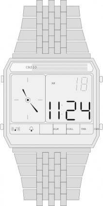 free vector Watch clip art