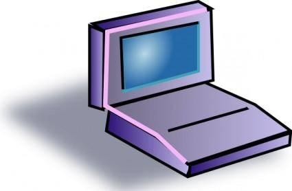 Netbook clip art