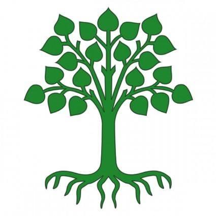 free vector Tree Wipp Lindau Coat Of Arms clip art