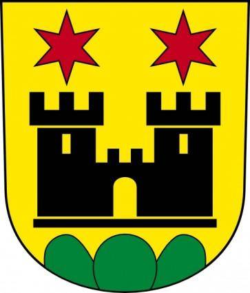 Wipp Meilen Coat Of Arms clip art