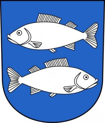 Wipp Fischenthal Coat Of Arms clip art