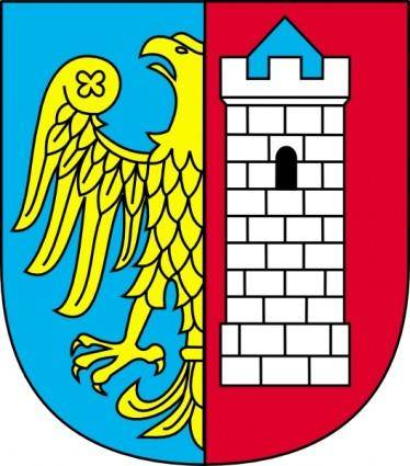 Gliwice Coat Of Arms clip art