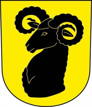 free vector Coat Of Arms clip art