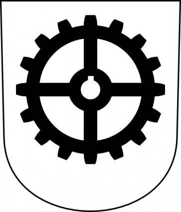 Wipp Industriequartier Coat Of Arms clip art
