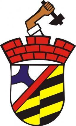 Sosnowiec Coat Of Arms clip art