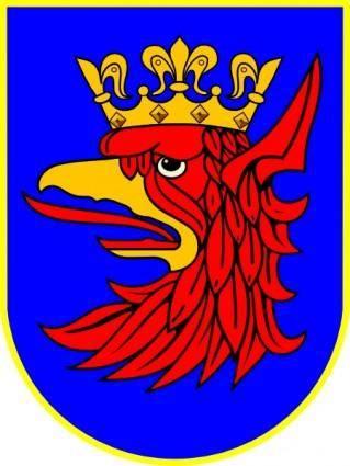 free vector Szczecin Coat Of Arms clip art