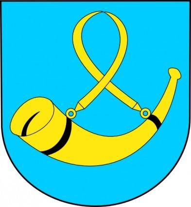 Tychy Coat Of Arms clip art