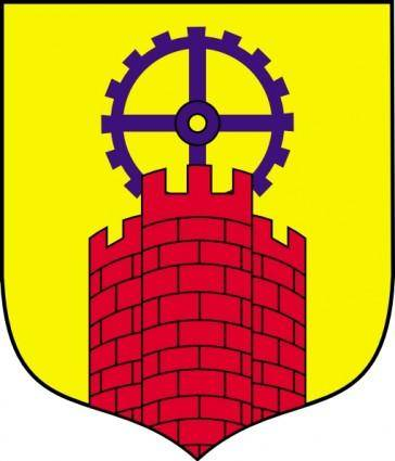 Zabrze Coat Of Arms clip art