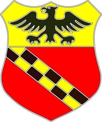 Cibo Sciboz Coat Of Arms clip art