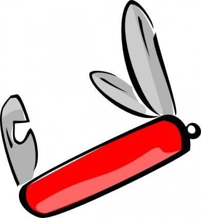 Swiss Army Knife clip art