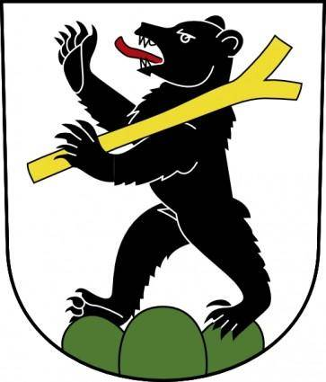 Wipp Dielsdorf Coat Of Arms clip art