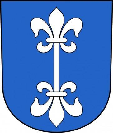 Wipp Dietikon Coat Of Arms clip art