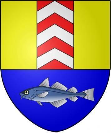 Flag Of Boudry clip art