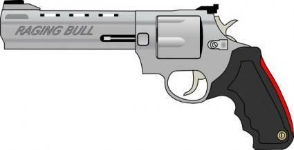 free vector Pistol Gun clip art