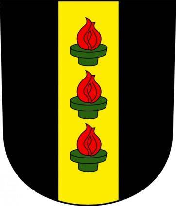 Wipp Wetzikon Coat Of Arms clip art