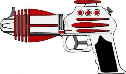 Raygun clip art