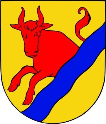 Mariestad Coat Of Arms clip art