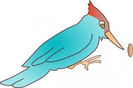 Woodpecker clip art